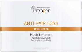 Пластырь против выпадения волос / INTRAGEN Anti-<b>Hair</b> Loss ...
