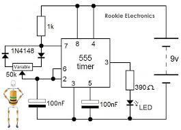 led dimmer rookie electronics electronics robotics projects led dimmer