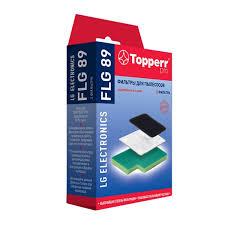 <b>Набор фильтров Topperr</b> FLG 89 для пылесосов LG Electronics в ...