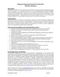 Event Coordinator Resume Sample Resume For Study