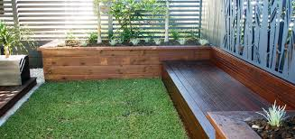 patio privacy wall planter boxes fantastic engineered sleeper retaining walls garden planter boxes