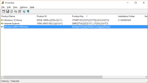 How To Obtain Product Key For Windows 8 Extract Windows 10 8 1
