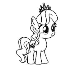 Small Picture Top 55 My Little Pony Coloring Pages Your Toddler Will Love To Color