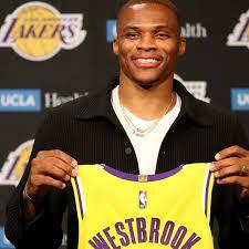 LeBron James at LA Lakers ...