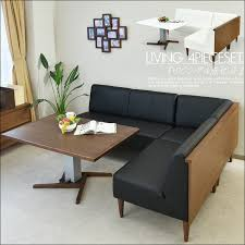 dining room sofa set. Unique Sofa 120 Cm Wide Dining Table Set Living Room Lifting Elevating Nordic  Wood Solid 4piece 3 P Sofa Corner 4 And 5 Seat Set  Inside Dining Room Sofa Set Y