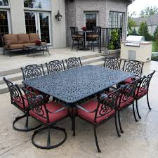 Mobile Patio Sets Cast Aluminum Laba s Patio Furniture