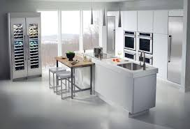 thermador kitchen appliances. thermador kitchen with freedom columns appliances