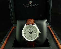 tag heuer carrera twin time automatic gents watch tag heuer carrera twin time automatic gents watch