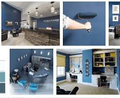 Blue office paint colors Bedroom Combined Properties Wordpresscom What Are Business Office Paint Colors For Productivity