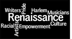 Harlem Renaissance Chart On Flowvella Presentation