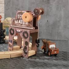 kidkraft disney pixar cars 3 50 piece radiator springs track set com