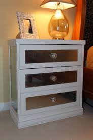 ikea mirrored furniture. Glass Mirror Nightstand Ikea Bedroom Furniture Mirrored Coffee Table R