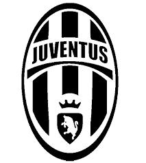 Kleurplaat Voetbal Juventus Turin 25