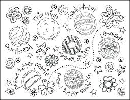Coloring Pages Girl Scout Coloring Pages For Brownies Daisy