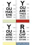 Tibetan Eye Chart Printable Pdf Download