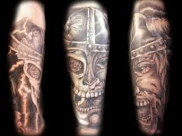 Indianwarrior Tetování A Piercing Chomutov Tattoo Inkline Tomáš