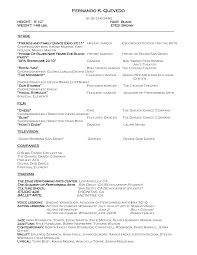 Choreographer Resume Choreographer Sample Resume Shalomhouseus 5