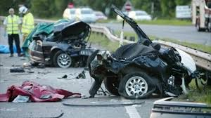 Indian couple critically injured in a horrific car crash in ...