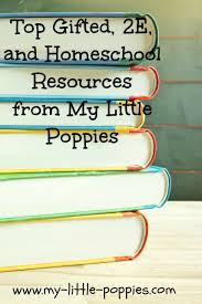 top gifted 2e and home resources