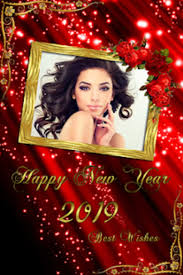 new year 2019 photo frames 2019 greetings cards 1 7 screenshots