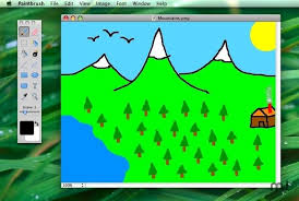 drawing apps for mac paint brush
