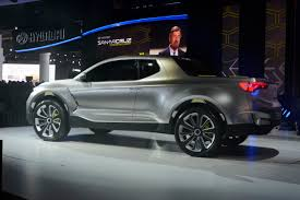 2018 hyundai pickup truck. unique 2018 hyundai hcd15 santa cruz pickup concept live at 2015 detroit auto show on 2018 hyundai truck r