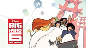 Watch <b>Big Hero 6 The</b> Series TV Show   Disney XD on DisneyNOW