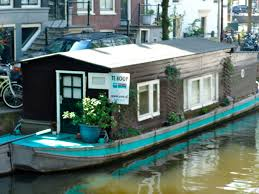 Image result for Boat houses amsterdam bedroom
