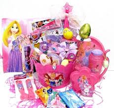 s disney princess ariel belle jasmine cinderella easter basket gift set