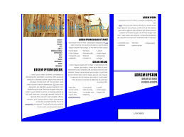 Downloadable Brochure Templates 31 Free Brochure Templates Word Pdf Template Lab