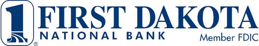 dakota digital logo. first dakota national bank logo digital