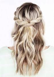 Coiffure Cheveux Mi Long Pour Mariage