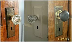 vintage door knob