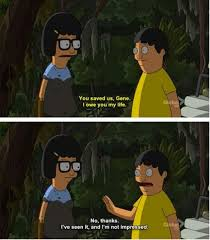 Bobs Burgers Quotes Adorable 48 Times Gene Belcher Was The Funniest Character On 'Bob's Burgers