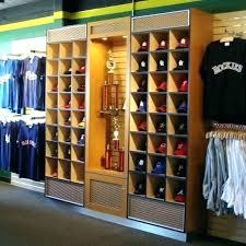 ball cap organizer economy poplar baseball
