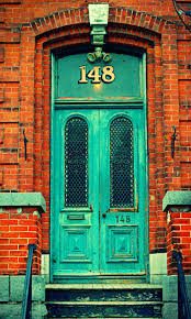 Old Doors Old Doors 3 Old Doors Hinged Together With A Chandelier Hanging