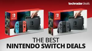 The Cheapest Nintendo Switch Bundle Deals And Prices In The