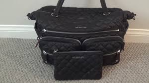 mz wallace handbags. MZ Wallace Crosby Traveler Quick Review Mz Handbags