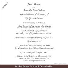 Sample Wedding Invitation Wording Country Invitation Wording Samples South Indian Wedding