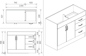 small double kitchen sink dimensions sinks part size