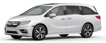 2020 Honda Odyssey Paint Color Options