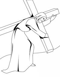 Jesus Walks On Water Coloring Page Coloring Pages For Kids