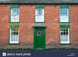 yellow brick house red door. front door red brick house painted on . yellow b
