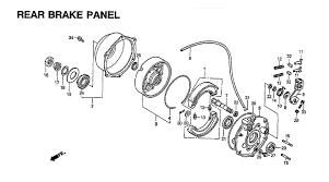 1995 honda fourtrax 300 4x4 trx300fw rear brake panel parts best 1991 Honda Fourtrax 300 Wiring Diagram schematic search results (0 parts in 0 schematics) 1991 honda fourtrax 300 wiring diagram