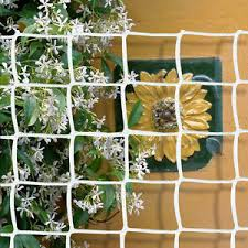 Climbing Plant Support Mesh Plastic Garden Net Clematis Bean Climbing Plant Support
