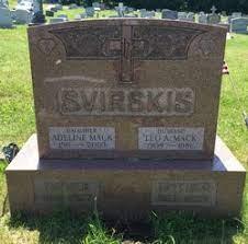 Adeline Svirskis Mack (1911-2003) - Find A Grave Memorial