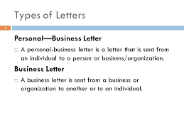 All Types Of Letter Format Pdf Image Titled Write A Business Letter Step 8 Types Of