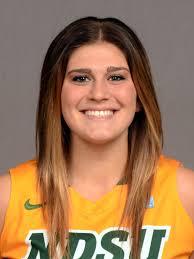 Holly Johnson - 2014-15 - Women's Basketball - NDSU