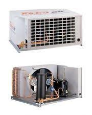 walk in cooler turbo air walkin cooler condenser compressor new 61 600 btu