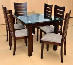 glass and wooden dining tables table glass and wood dining tables home design table sets chairs